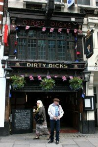 Pub: Dirty Dicks