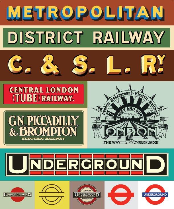 Parabéns, Metrô de Londres