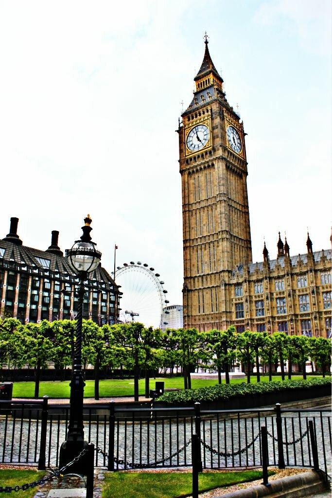 Venha para Londres! Foto: Mapa de Londres