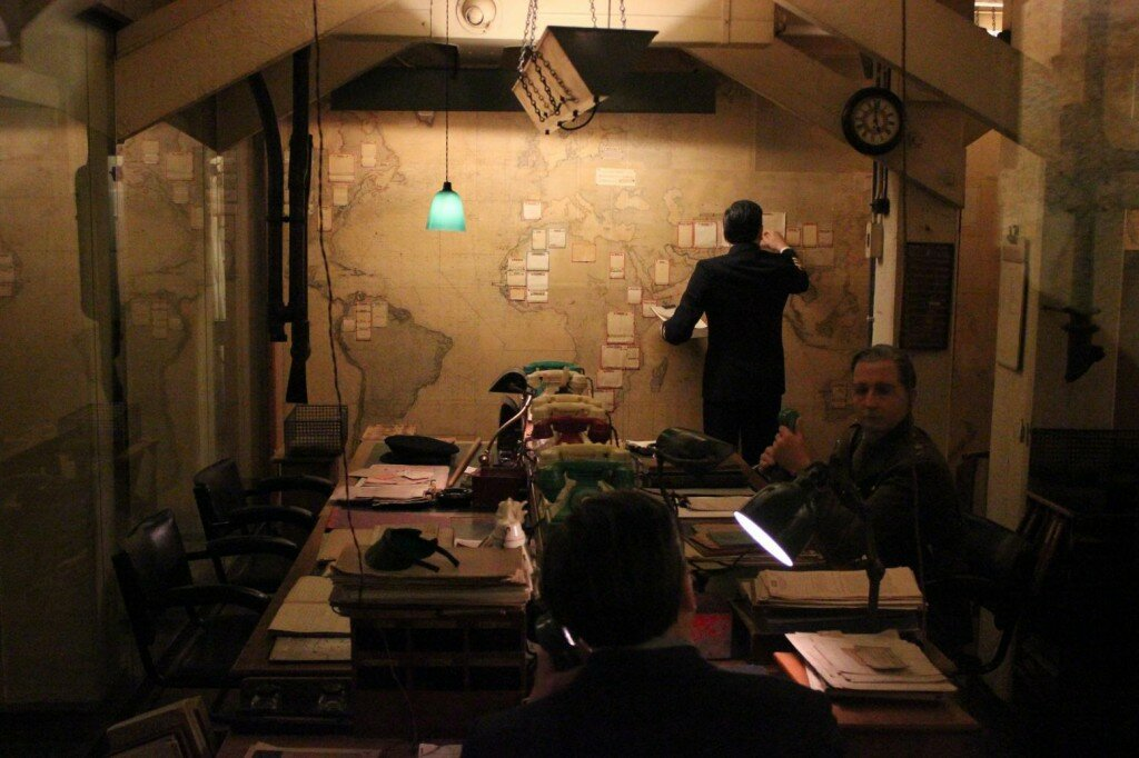 Churchill War Rooms. Fotos: Mapa de Londres
