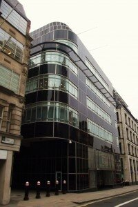 Daily Express Building - Mapa de Londres