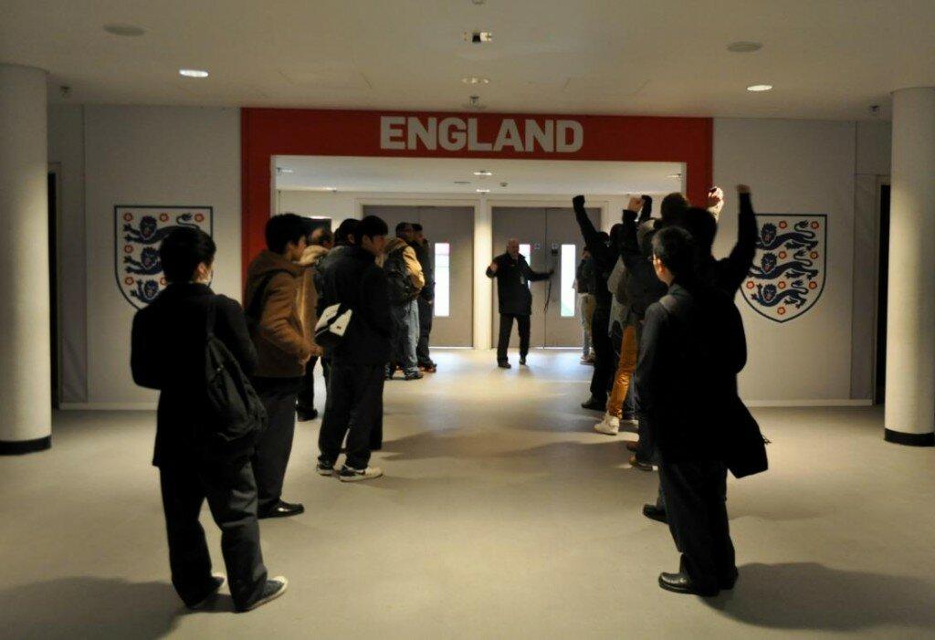 Wembley. Foto: Juli Haas, Mapa de Londres