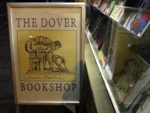 Dover Bookshop - Juliana Haas, Mapa de Londres