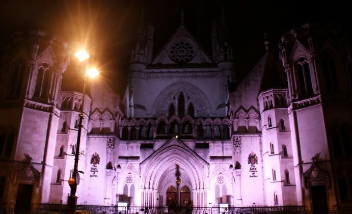 Royal Courts of Justice