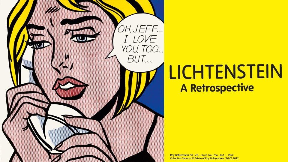 Lichtenstein - Tate Modern