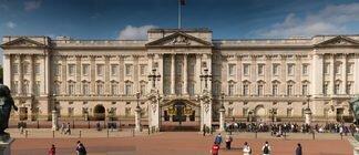 Palácio de Buckingham - Mapa de Londres. Foto: Shutterstock