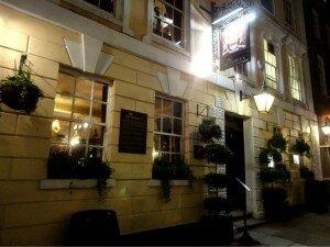 The Devereux. Foto: Juli Haas, Mapa de Londres