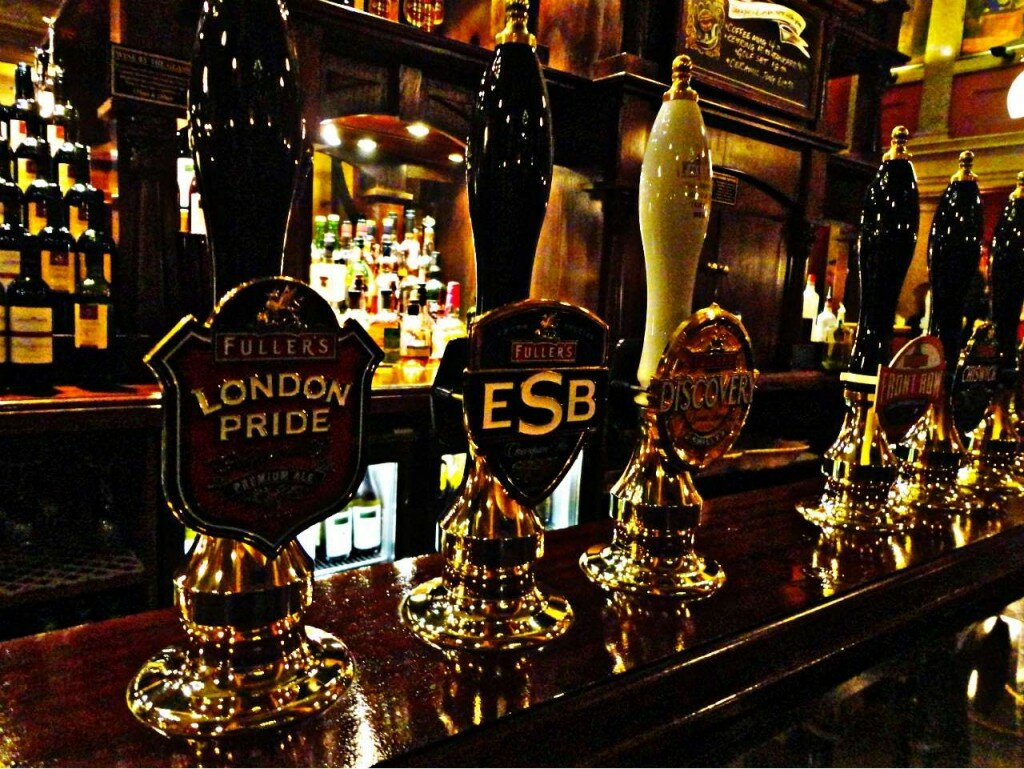 Old Bank of England Pub - Foto: Juli Haas, Mapa de Londres