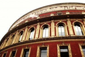 Royal Albert Hall - Mapa de Londres