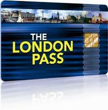 London Pass - Mapa de Londres