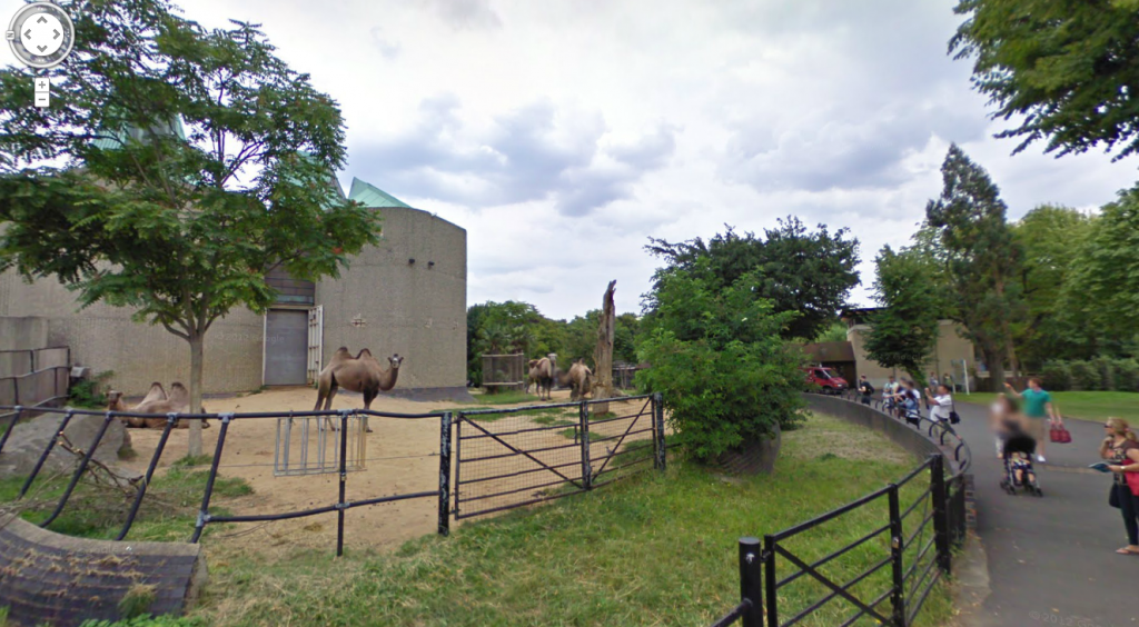 London Zoo - Google Maps