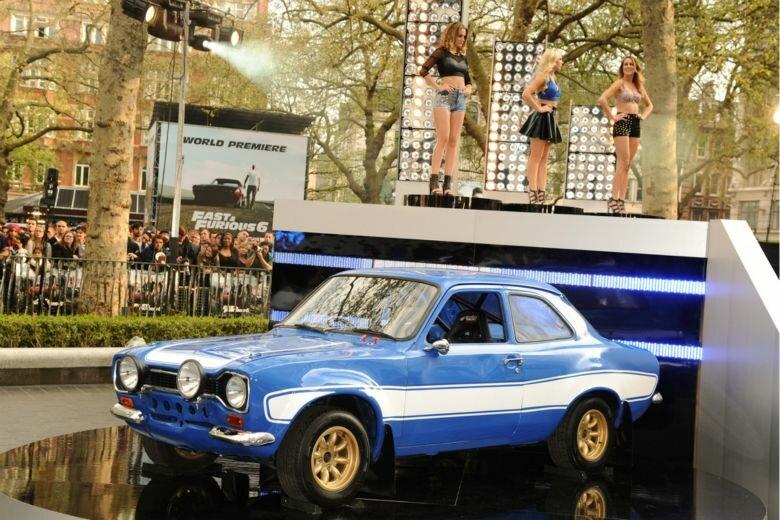 Première de Velozes e Furiosos 6 na Leicester Square. Foto: Shutterstock