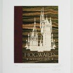 Exposição: A arte gráfica dos filmes de Harry Potter