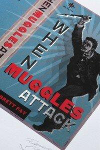 When Muggles Attack Reprodução: The Printorium, MinaLima