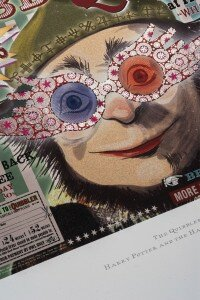 The Quibbler. Reprodução: The Printorium, MinaLima