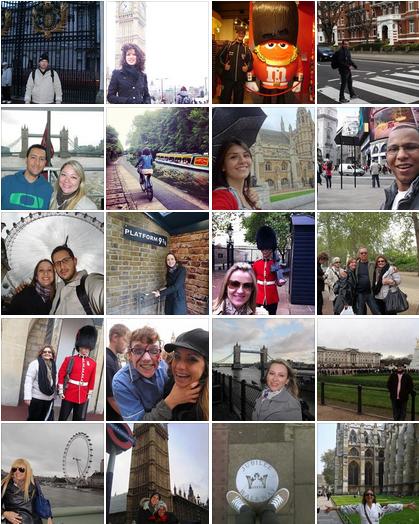 Álbum dos Leitores do Mapa de Londres