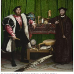 The Ambassadors 1533, Hans Holbein the Younger