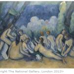 Bathers (Les Grandes Baigneuses)  1894-1905, Paul Cézanne