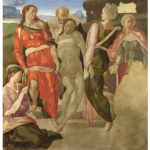 The Entombment 1500-1, Michelangelo