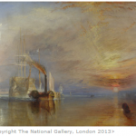 The Fighting Temeraire  1839, Joseph Mallord William Turner