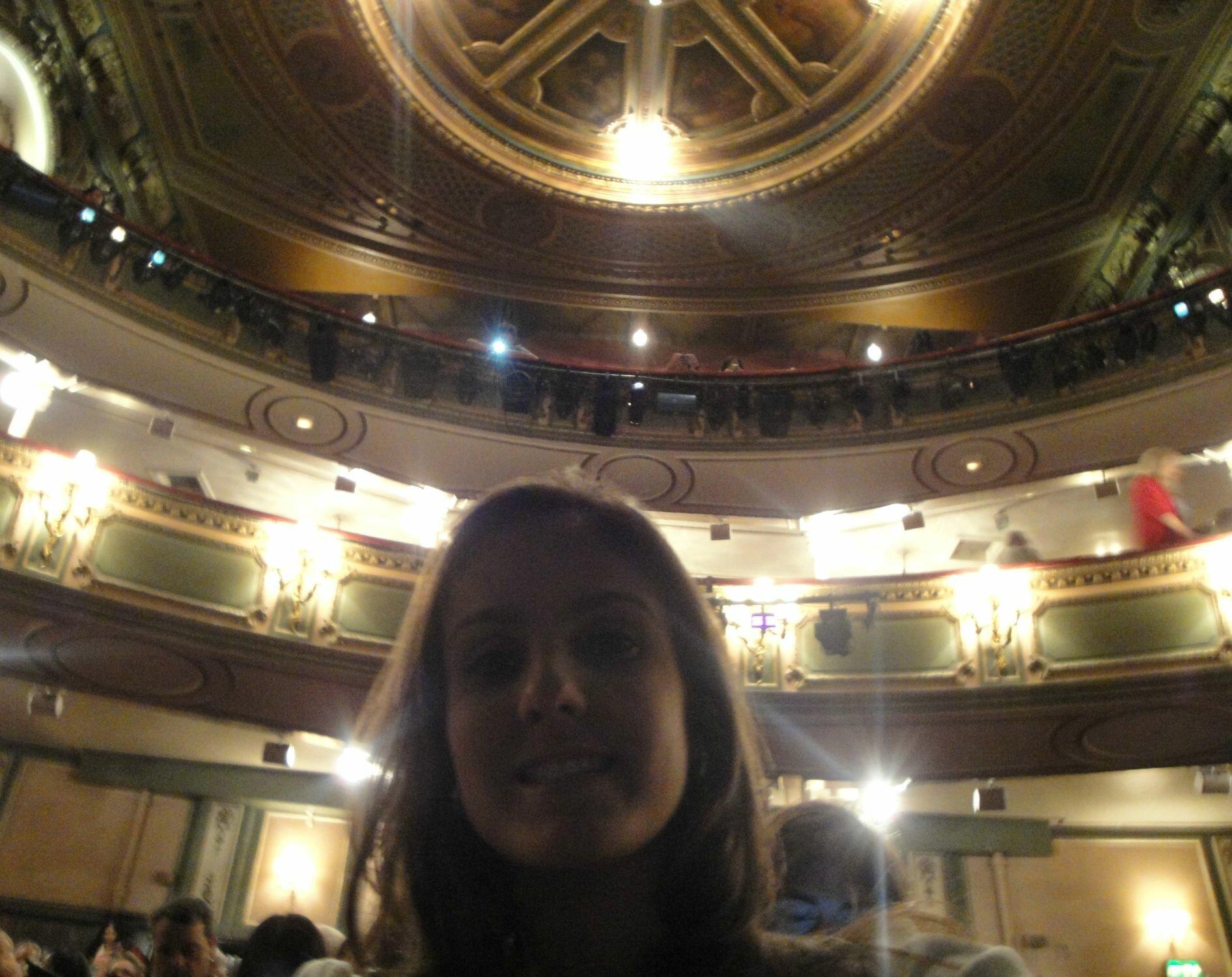 Teatro: The Phantom of the Opera