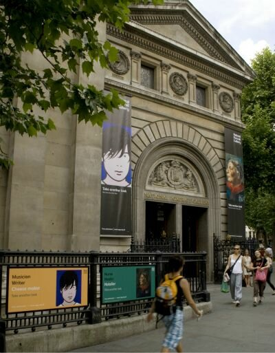 Foto: National Portrait Gallery, London