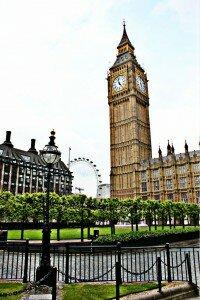 Visite o Parlameno no verão. Foto: Mapa de Londres