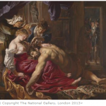 Samson and Delilah 1609-10, Peter Paul Rubens