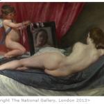 The Toilet of Venus  1647-51, Diego Velázquez