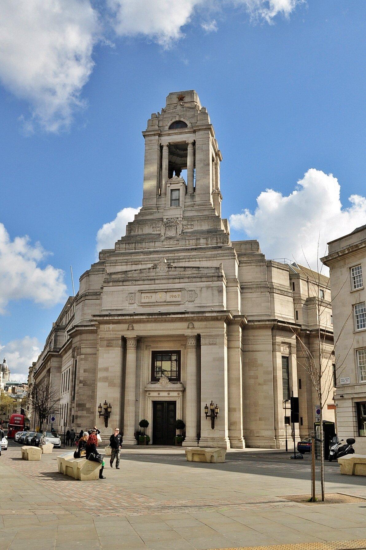 Freemasons' Hall: a Maçonaria em Londres