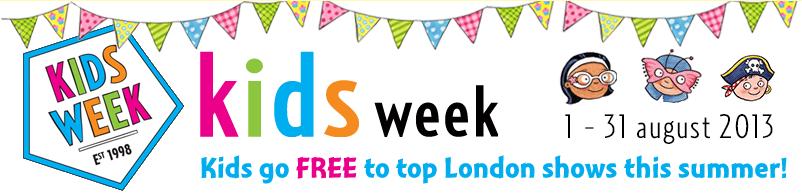 Kids Week - Teatro