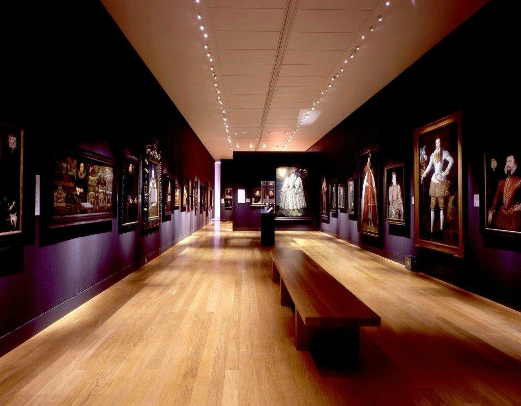Galerias Tudor. Foto: Andrew Putler