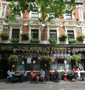 Sherlock Holmes - Pub