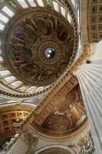 A cúpula. Foto: Divulgação