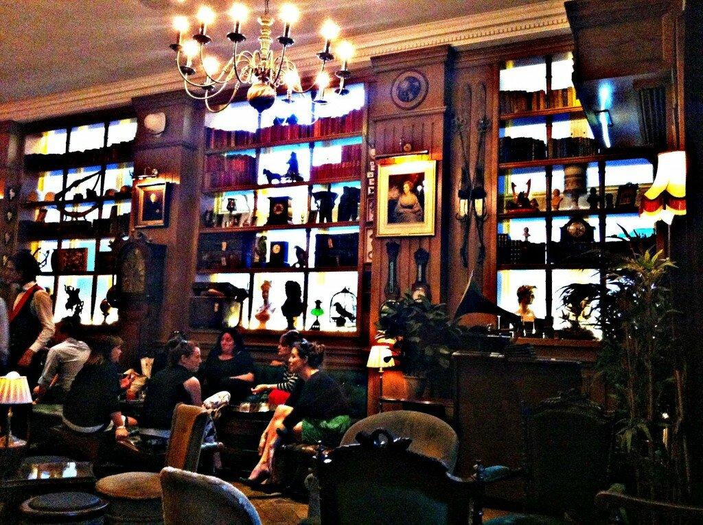 Mr Fogg's de Mayfair. Foto: Kamilla Fernandes, Mapa de Londres