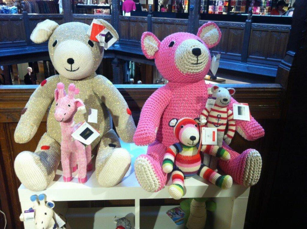 Urso grande - £250