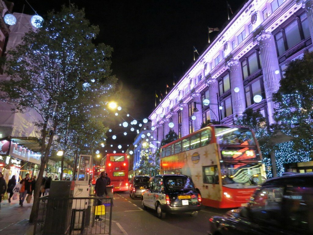 Kamilla Fernandes, Mapa de Londres