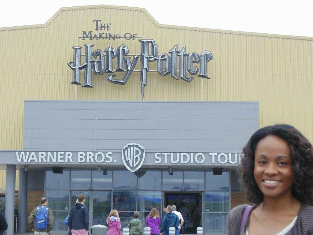 Estúdio de Harry Potter. Foto: Arquivo pessoal