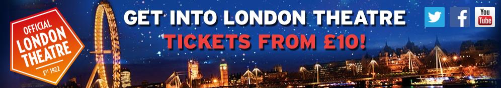Get Into London Theatre. Foto: Reprodução