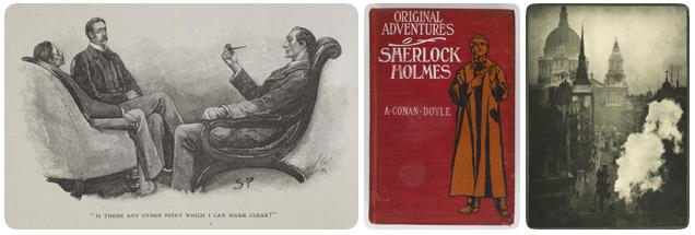 Sherlock Holmes - Exposição