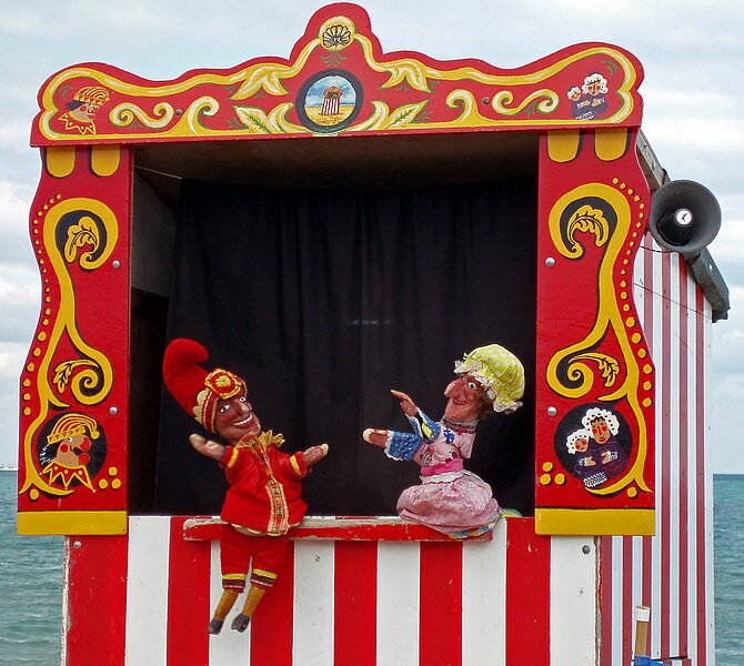 Mr Punch & Judy