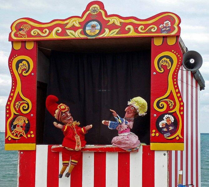 Mr Punch & Judy