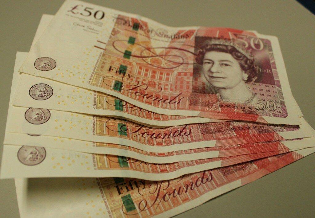 Pound sterling - libra esterlina