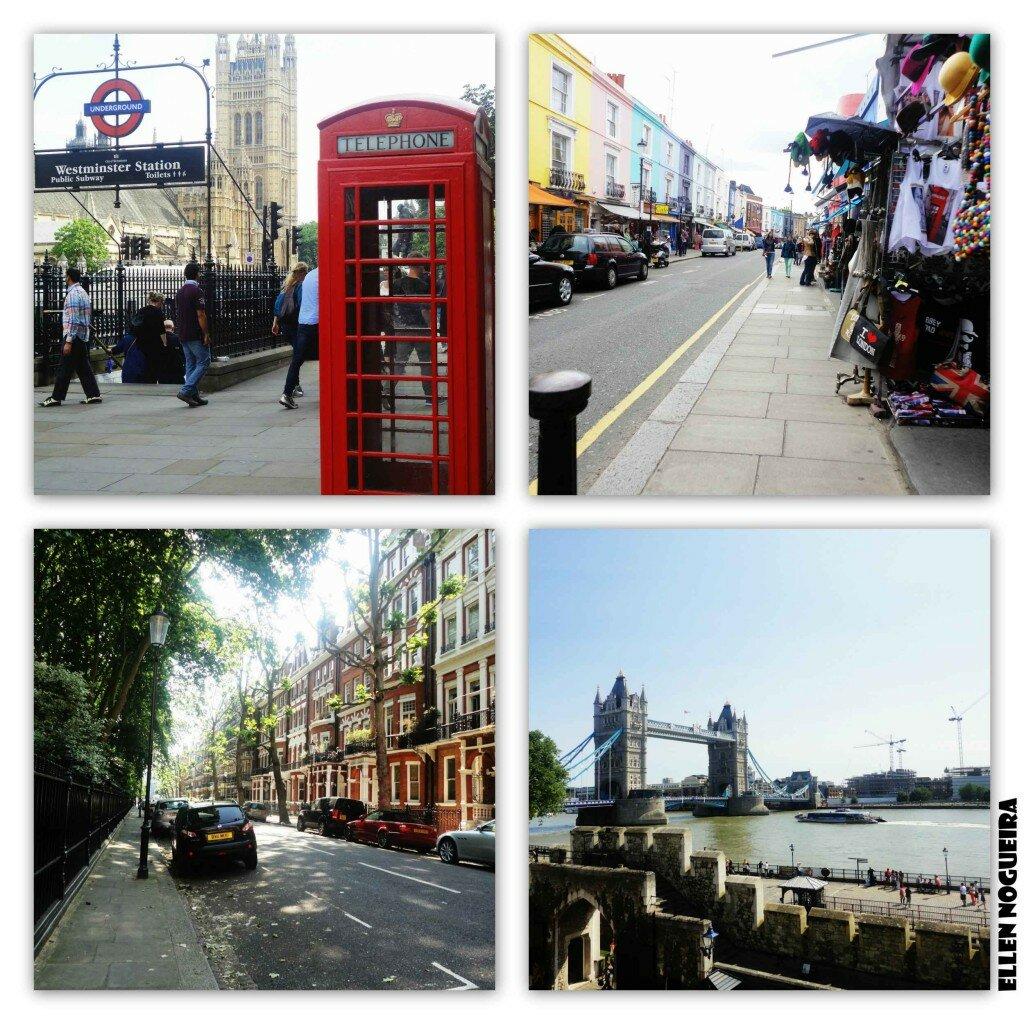 Ellen Nogueira - Mapa de Londres