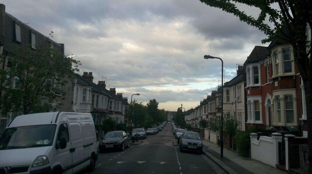 CasaLondres - Mapa de Londres