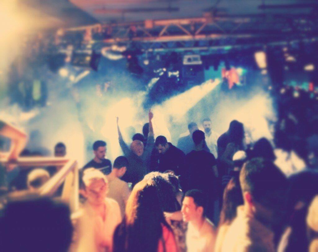 Festa - Noite em Londres