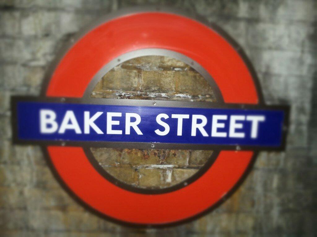 Metrô de Londres - Estação de Baker Street