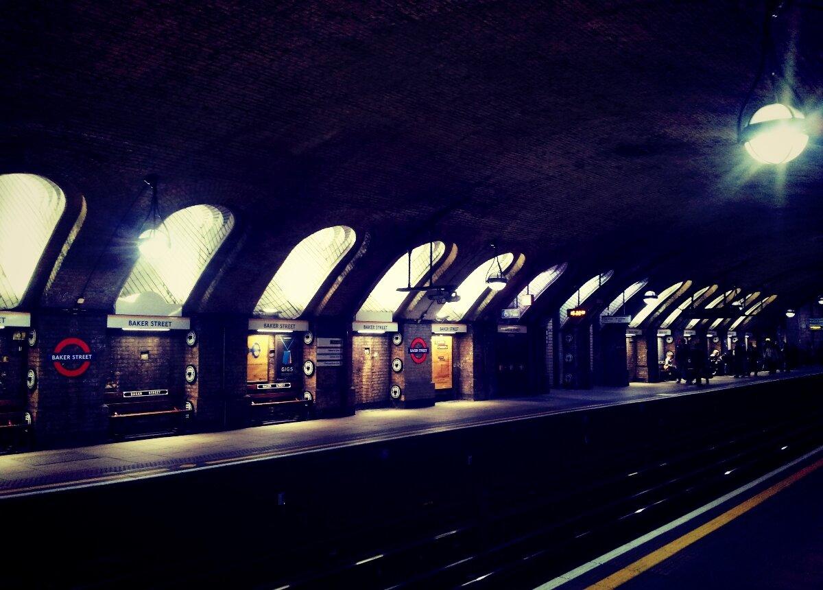 Baker Street - Mapa de Londres