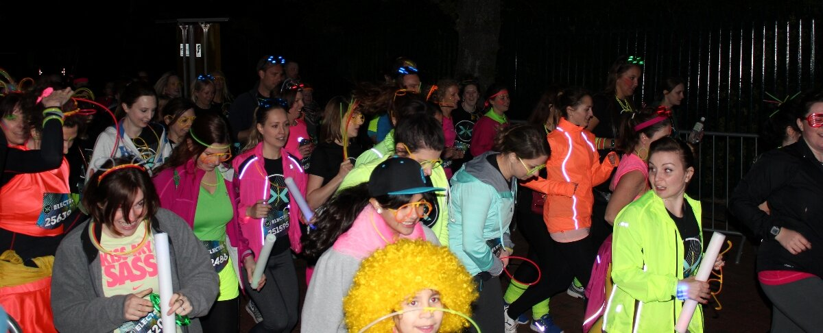 Electric Run - Mapa de Londres