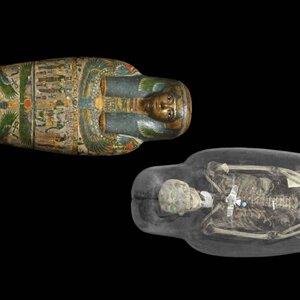 Exposição Ancient Lives - British Museum